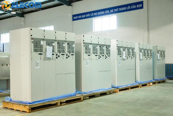 Tủ điện trung thế (RMU)