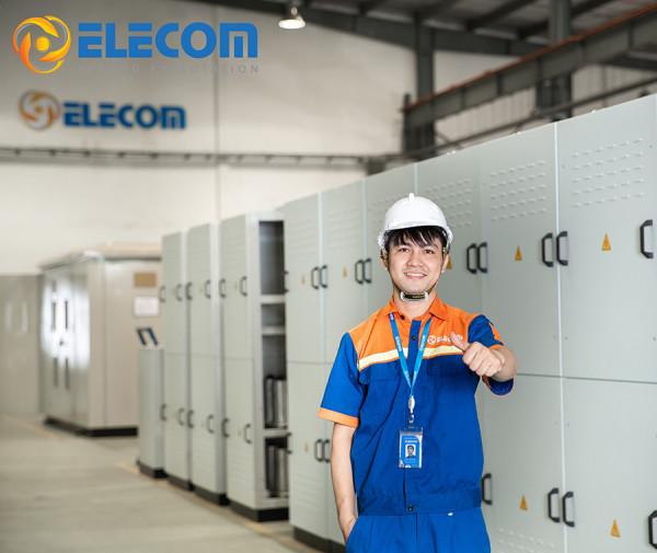 cong ty TNHH Elecom