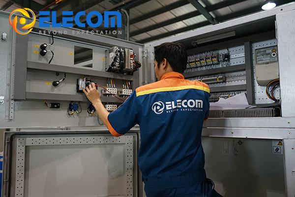 Lắp đặt tủ điện RMU
