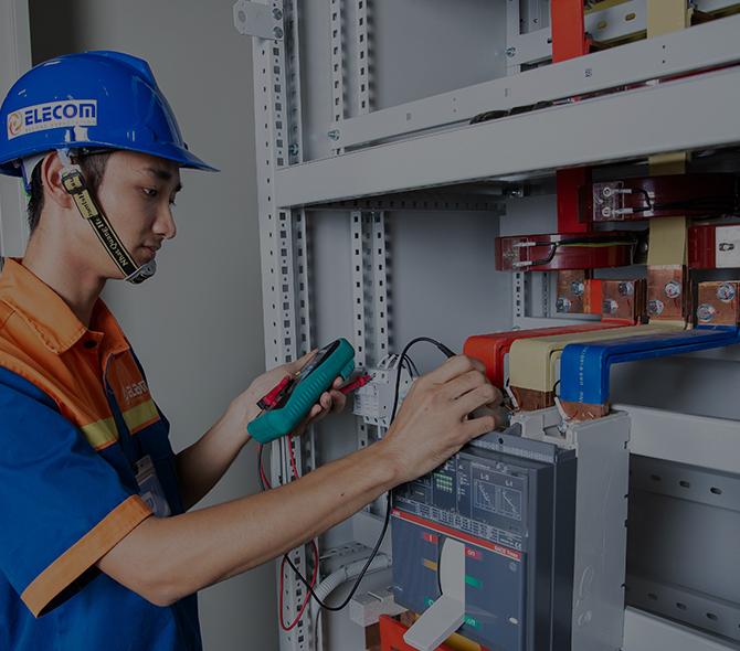 Dịch vụ bảo trì bảo dưỡng hệ thống điện